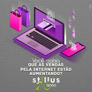 Vendas online crescem cada vez mais no Brasil