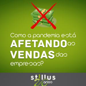 Pandemia do coronavírus impacta vendas no Brasil